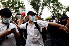 Hunger-striking Thai activist in critical condition