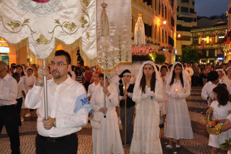 Macau honors Our Lady of Fatima with postal stamps