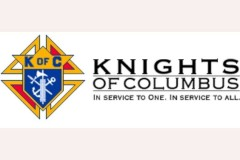 A new young face for Knights of Columbus council