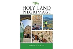 Pilgrimage book mixes spiritual meaning with Holy Land geography