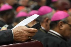 Local consultation to start Vatican revision of synod process