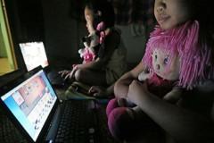 Sex slavery shackles impoverished Philippine children