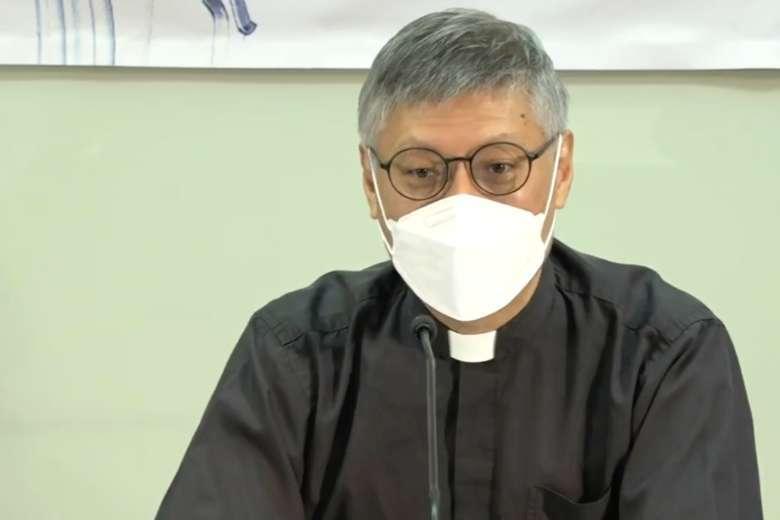 Don't regard Beijing as the enemy, says Hong Kong's new bishop