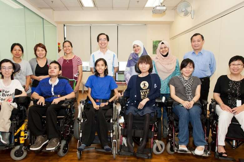 Catholic charity throws lifeline to disabled in Singapore