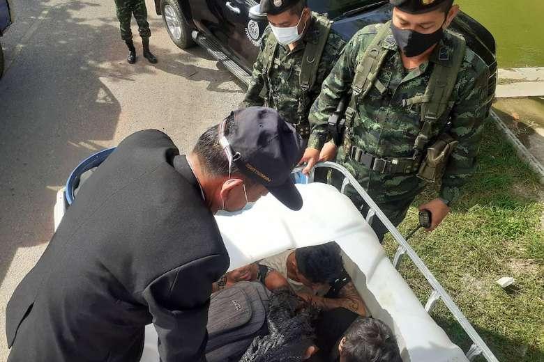 Desperate Myanmar migrants hit dead end in Thailand