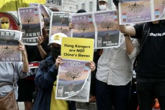 Newspaper's 'murder' marks death of press freedom in Hong Kong