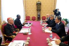 EU head meets pope after endorsing abortion as human right