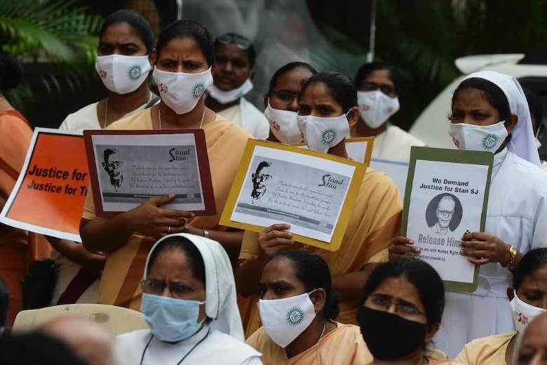 Indian court extends jailed Jesuit's hospitalization