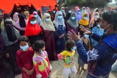 Myanmar's anti-junta movement shows support for Rohingya
