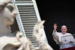 Ensure better future with honest assesment of past, pope says