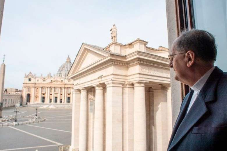 Pope orders visit of clergy congregation before prefect retires