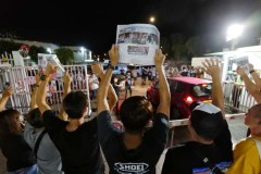 Fights for freedom, rights continue across Asia