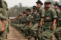The ordeals of Myanmar's child soldiers