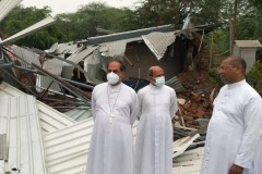 Bishop appeals to Indian PM over church demolition