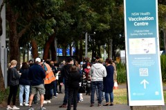 Catholic care providers urge vaccinations for Australian health workers
