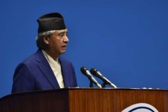 Fifth time lucky for Nepal's prime minister