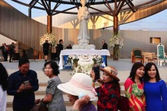First La Vang shrine in US gathers thousands of Vietnamese