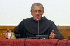 Italian elected as Franciscans' 121st successor to St. Francis of Assisi