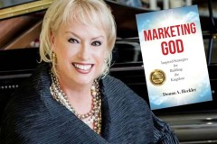US writer tackles tricky question of how to market God
