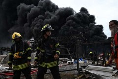 Thousands affected by toxic chemicals after Thai factory fire