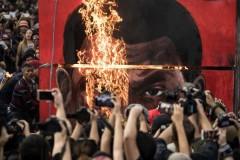 Duterte announces Philippine vice presidential bid