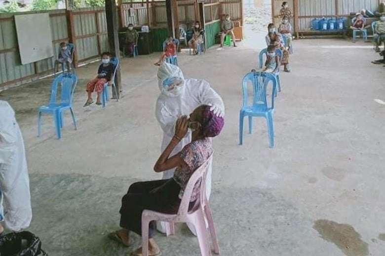 More parishes join Myanmar's battle against pandemic
