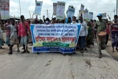 Bangladeshi Santals oppose economic zone on ancestral land