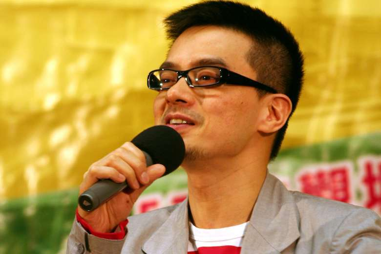 Cantopop star charged over Hong Kong election rally