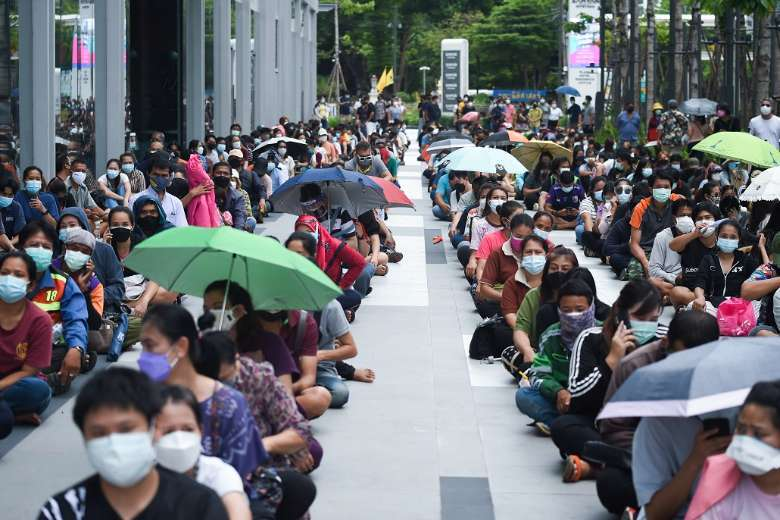 Call for domestic workers to be vaccinated amid Thai Covid crisis