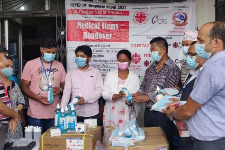 Christians wary as Covid-19 third wave strikes Nepal