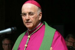 German bishop skeptical about exempting priests from celibacy