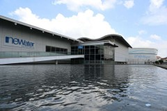 Resource-starved Singapore turns sewage into clean water