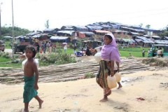 HRW demands free movement for Rohingya refugees in Bangladesh