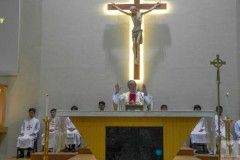 Singapore parish beholds legacy of French missionaries