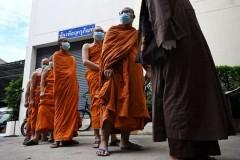 Thailand's saffron scandals undermine trust in Buddhism
