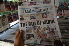 Taliban takeover sparks fear among Asian Christians