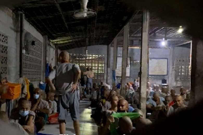 Buddhist-run Thai drug rehab center accused of torture
