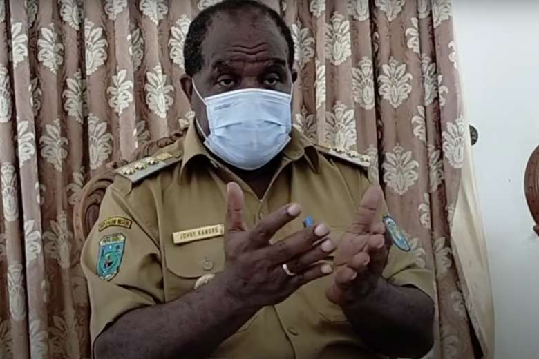 Papuan priests back revocation of palm oil licenses
