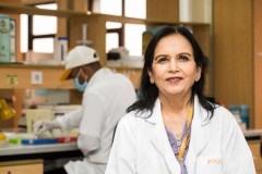 Honored Bangladeshi scientist has saved millions of lives