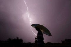 Climate crisis triggers spike in lightning deaths in India