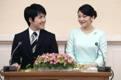 Japan princess to wed, reject payout after controversy
