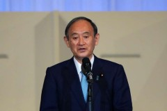 Japan's ruling party elects Fumio Kishida leader, next PM