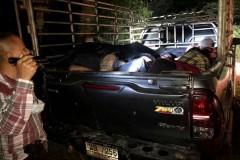 No let up in Thai crackdown on Myanmar migrants