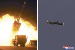 North Korea test-fires new 'long-range cruise missile': KCNA