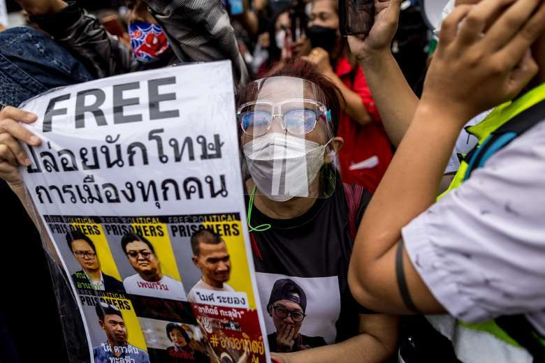 Thai authorities ignore calls to stop abusing minors' rights