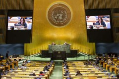 UN meeting to close without Taliban, Myanmar speeches