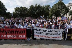 Human rights issues dominate Asia