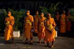 Senior Thai monk arrested over embezzlement charges