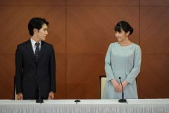 Japan's Princess Mako marries after years of controversy