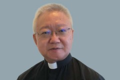 Macau priest to lead Jesuits' Chinese Province